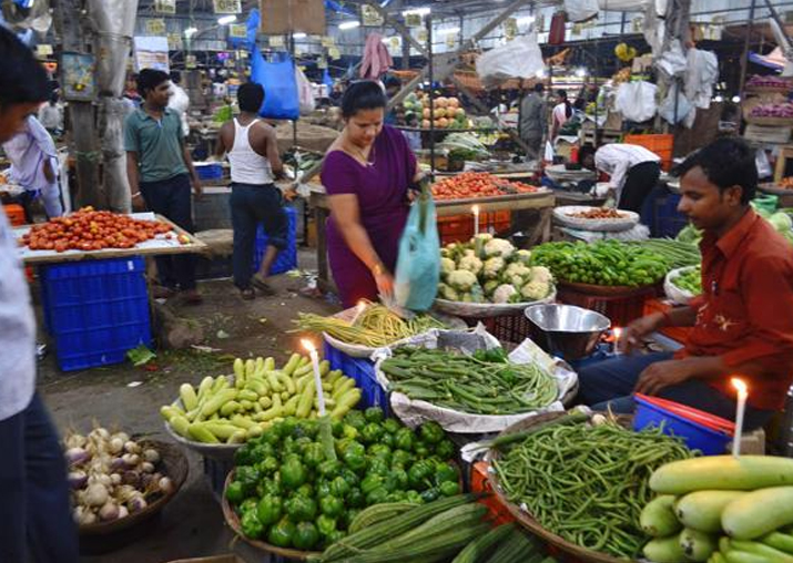 Inflation falls back to 3%
