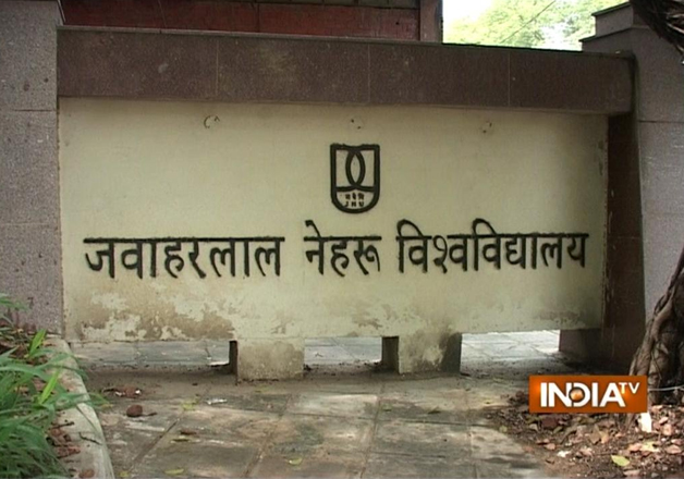 Student goes missing from JNU campus