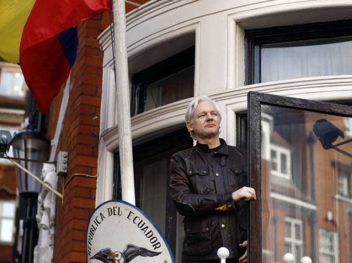 Ecuador gives #Assange citizenship, seeks solution with Britain