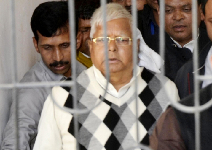 CBI court to pronounce punishment against Lalu today