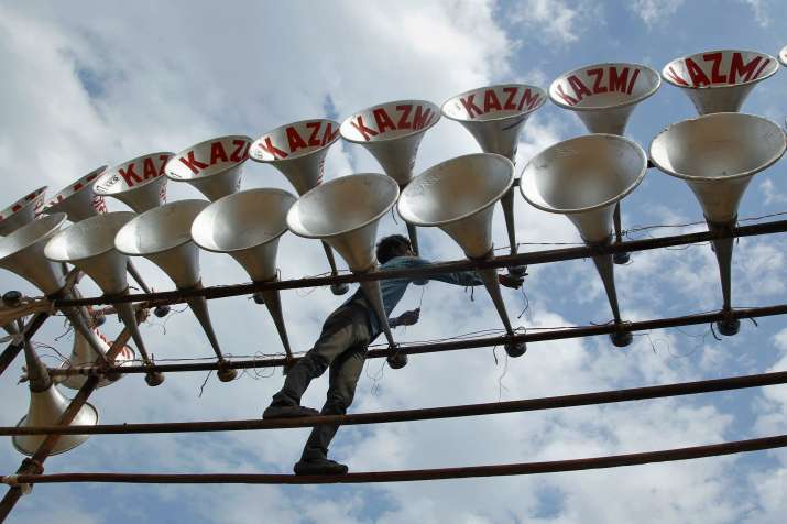 No use of loudspeakers in UP without permission