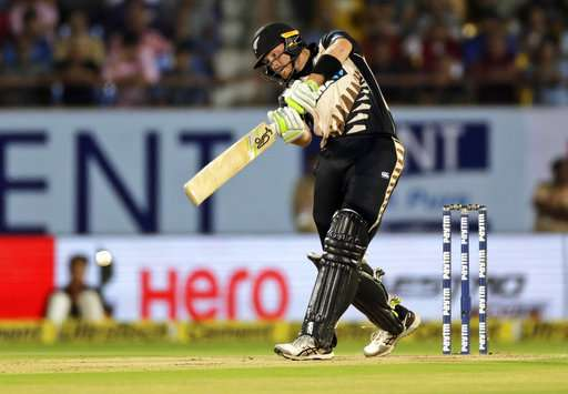 New Zealand vs Pakistan T20I series