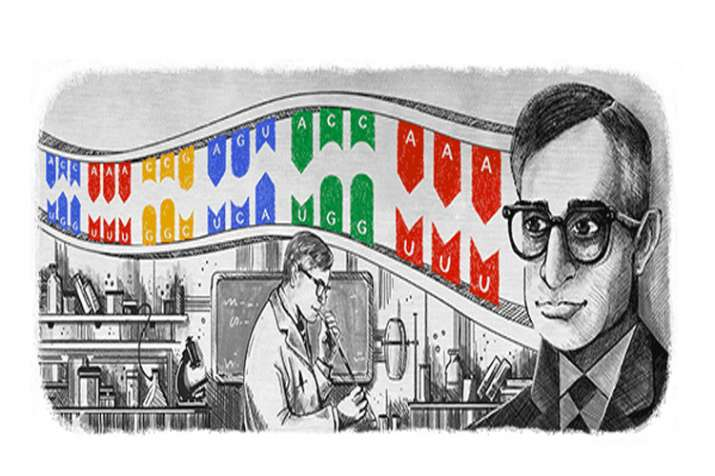 Google Doodle Honors Indian American Scientist