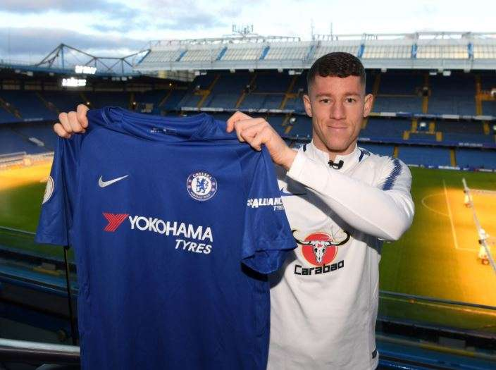 Chelsea reopen Barkley talks with Everton