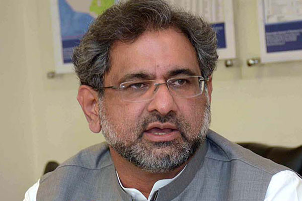 Revolution happens with work, not lip service: PM Abbasi