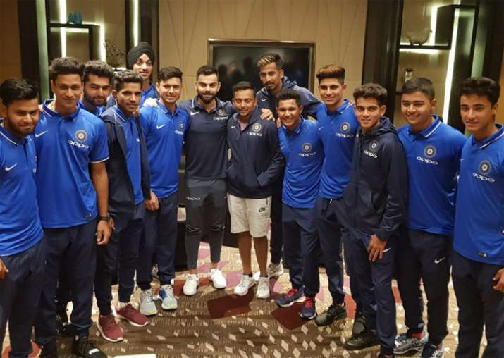 India defeat South Africa in warm-up match