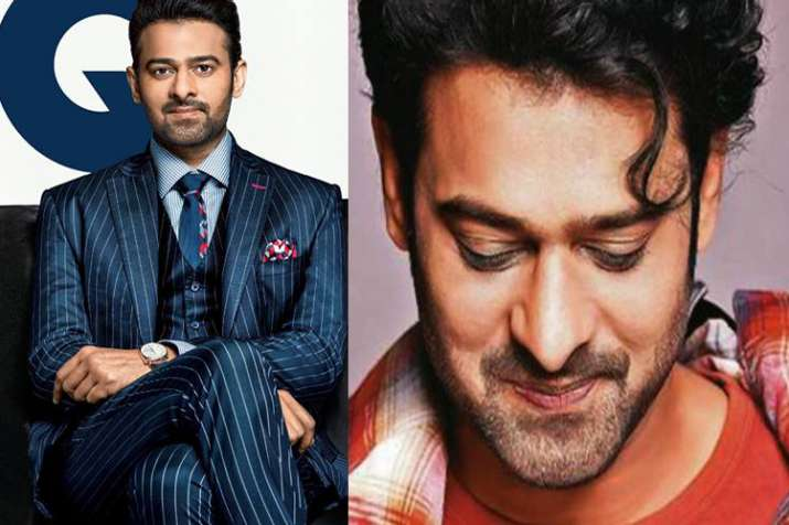 After Saaho, Prabhas to star in a Bollywood love story