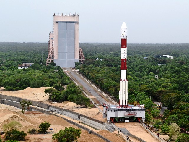 India Tv - PSLV-C34 in5tegrated with 20 satelites