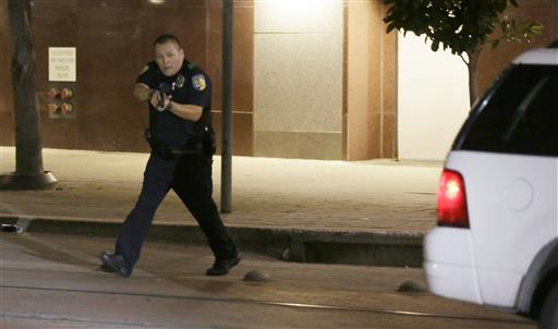 Man labeled as person of interest cleared in Dallas attack