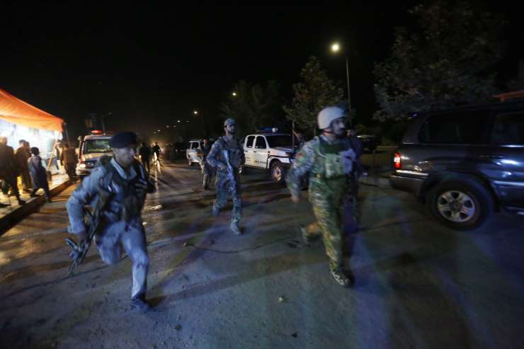 American University Attacked in Kabul, At Least 15 Slain