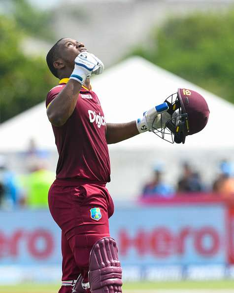 India , West Indies 2nd T20 I called off due to rain