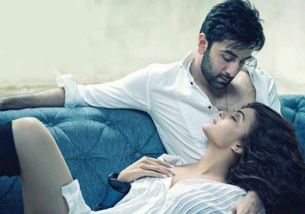 India Tv - Ranbir Aishwarya's hot pics
