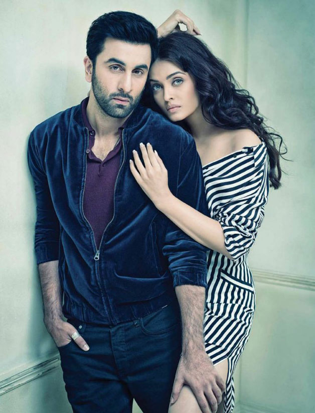 India Tv - Ranbir and Aishwarya sets the temperatures soaring with this hot photo shoot