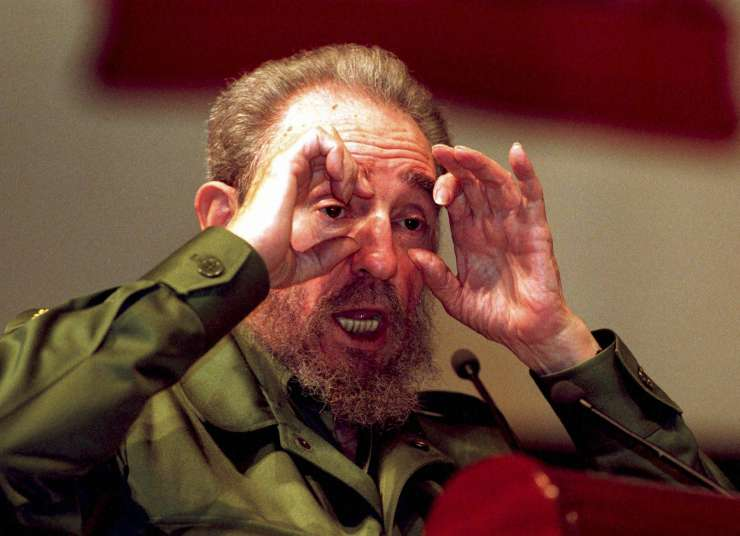 India Tv - Fidel Castro was born out of wedlock