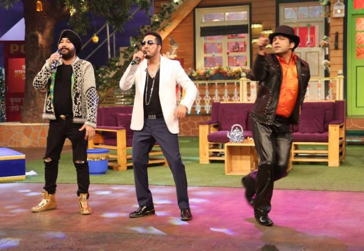 India Tv - Daler Mehndi, Mika, kapil sharma