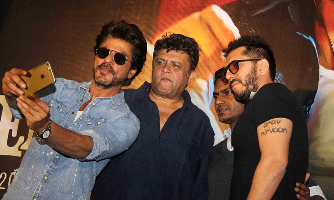 Trailer launch of Raees
