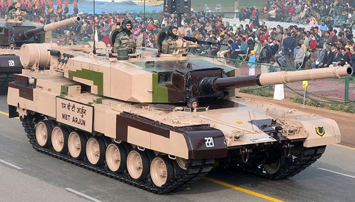 Main battle tanks of india to be more lethal in future drdo for Arjun appadurai how to make a national cuisine