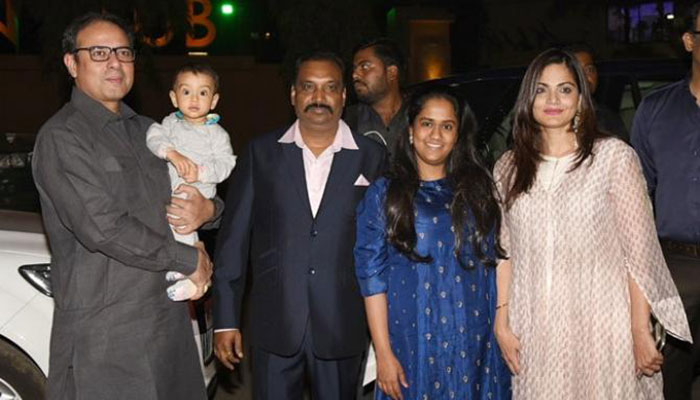 India Tv - Alvira and Arpita