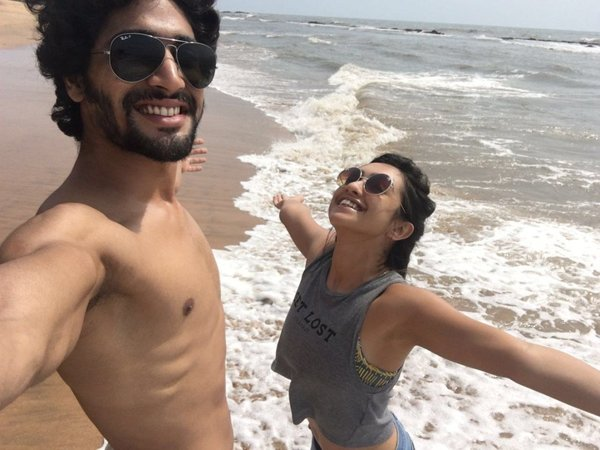 India TV - Abigail Pande and Sanam Johar
