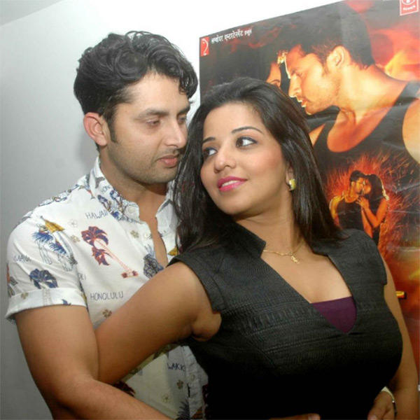 India TV - Monalisa and Vikrant Singh Rajpoot
