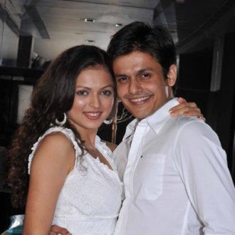 India TV - Drashti Dhami and Neeraj Khemka