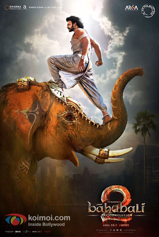 India TV - Baahubali 2 poster