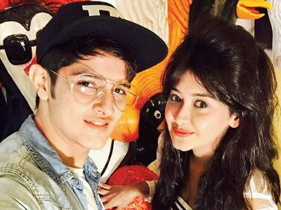 India TV - Rohan Mehra and Kanchi Singh