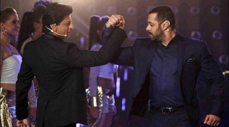 India Tv - Shah Rukh Khan and Salman Khan