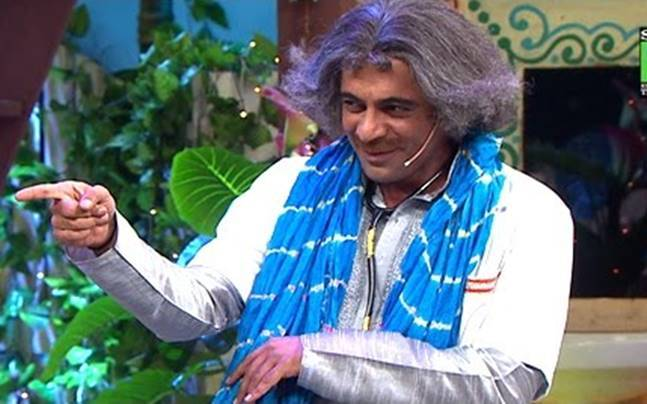 India TV - Sunil Grover