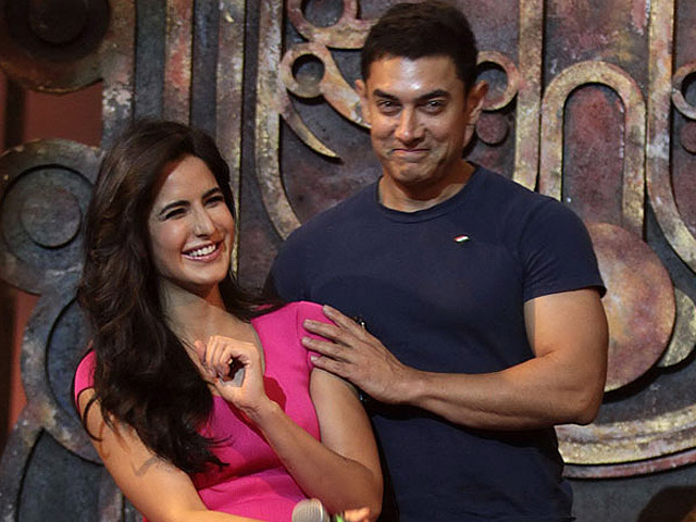 India TV - Katrina, Aamir