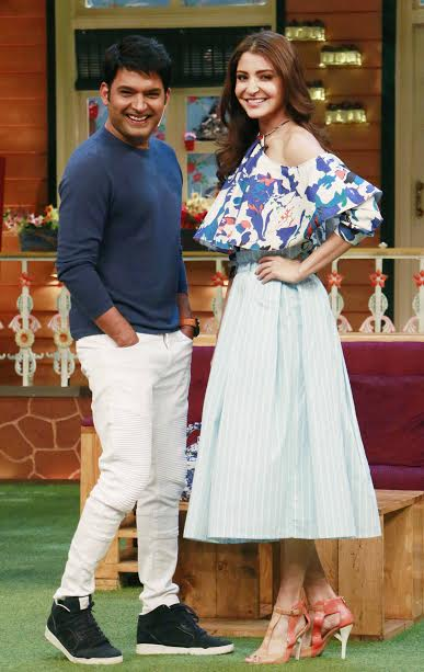 India TV - Anushka Sharma, Kapil Sharma