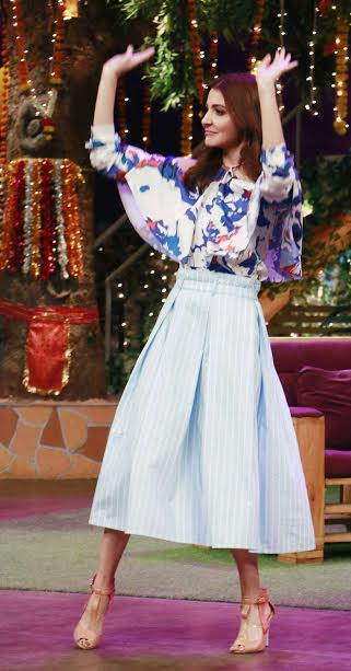India TV - Anushka Sharma