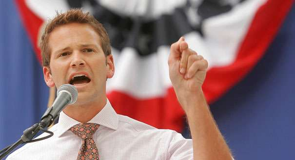 India TV - Aaron Schock