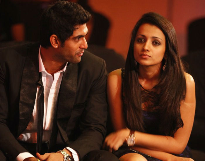 India TV - Rana Daggubati, Trisha- India Tv