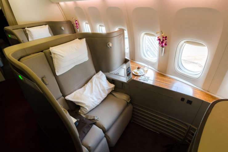 India TV - Cathay Pacific Airways
