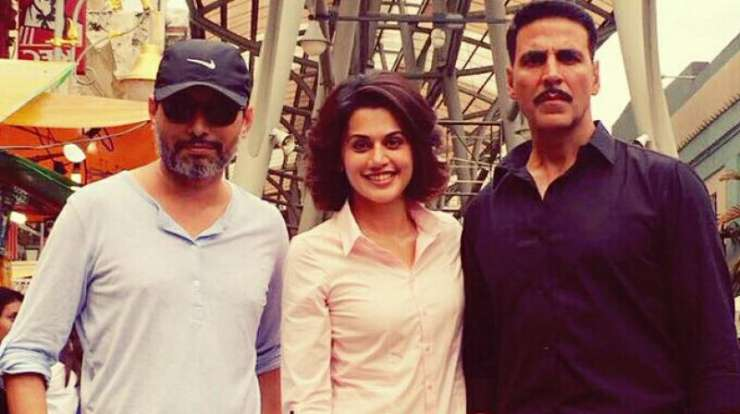 India TV - Taapsee Pannu, Akshay Kumar