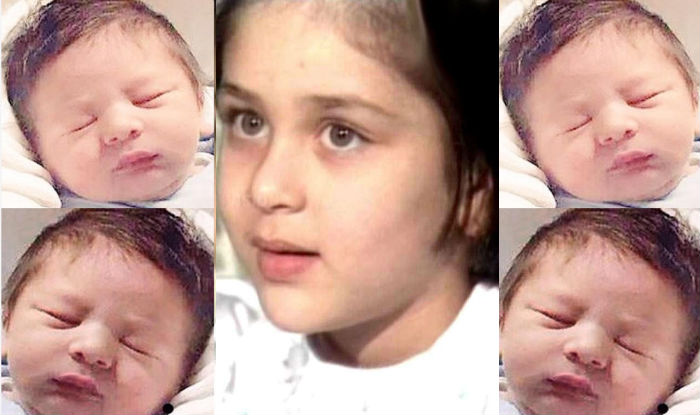 India Tv - Taimur resembles mommy Kareena Kapoor Khan