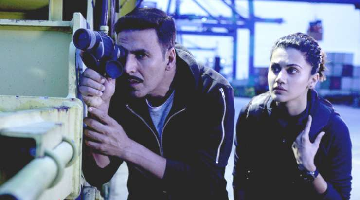 India Tv - Akshay Kumar to do an extended cameo in Naam Shabana