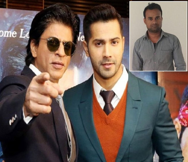 India TV - He gave threat calls to Shahrukh Khan, Varun Dhawan and other bollywood stars