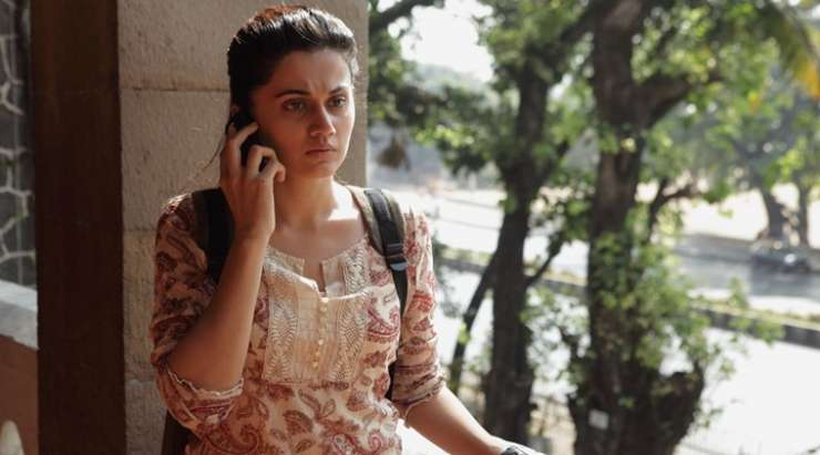 India Tv - Taapsee Pannu in Naam Shabana