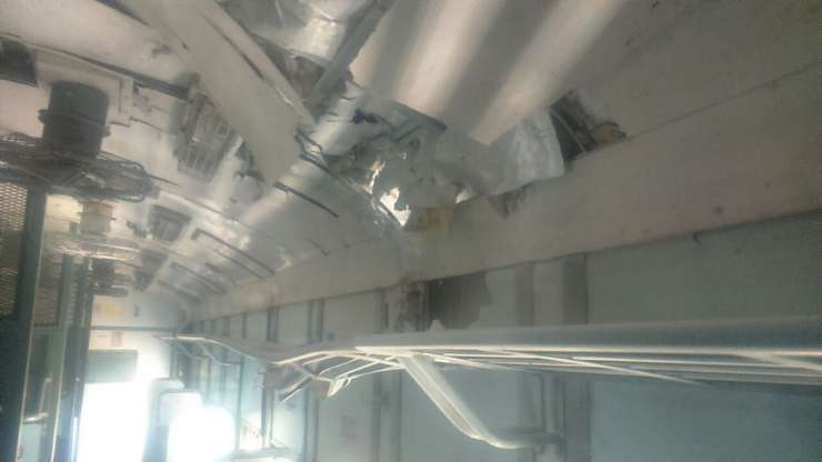 6 injured in explosion on passenger train in central India