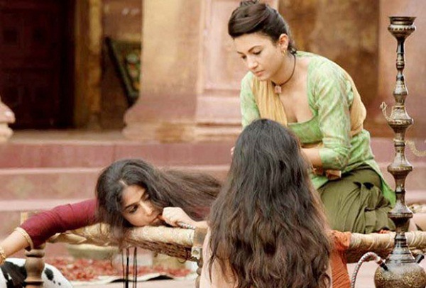 India TV - Vidya Balan as Begum Jaan