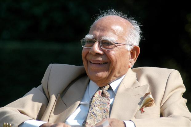 India Tv - Ram Jethmalani