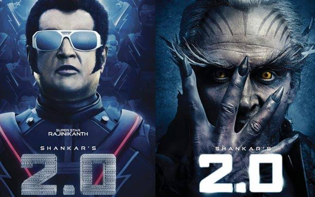 India Tv - Rajinikanth, Akshay Kumar-starrer 2.0 is a sequel to Enthiran Robot)