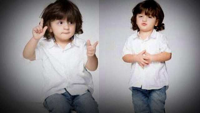 'AbRam is turning out to quite the poser': Karan Johar