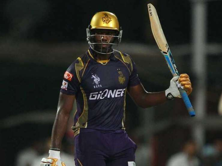 India Tv - Jamaican power hitter Andre Russell