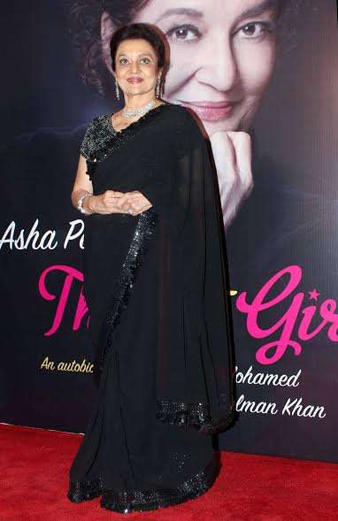 Amitabh Bachchan was lucky to get a second chance, says Asha Parekh