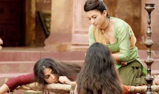 India Tv - Begum Jaan Review: Vidya Balan with her women gang slams patriarchy right into i