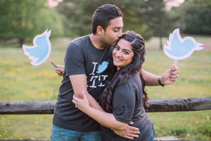India TV - This couple met on Twitter and had a jaw-dropping