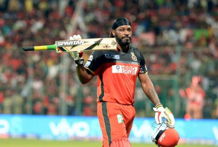 India Tv - Chris Gayle